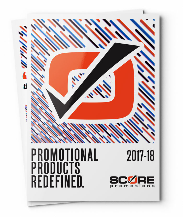 Score Promotions 2017-2018 Catalogue