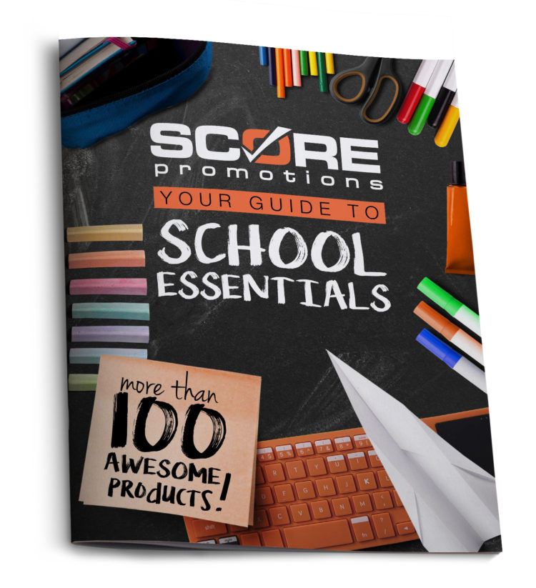 Score Promotions School Essentials Catalogue