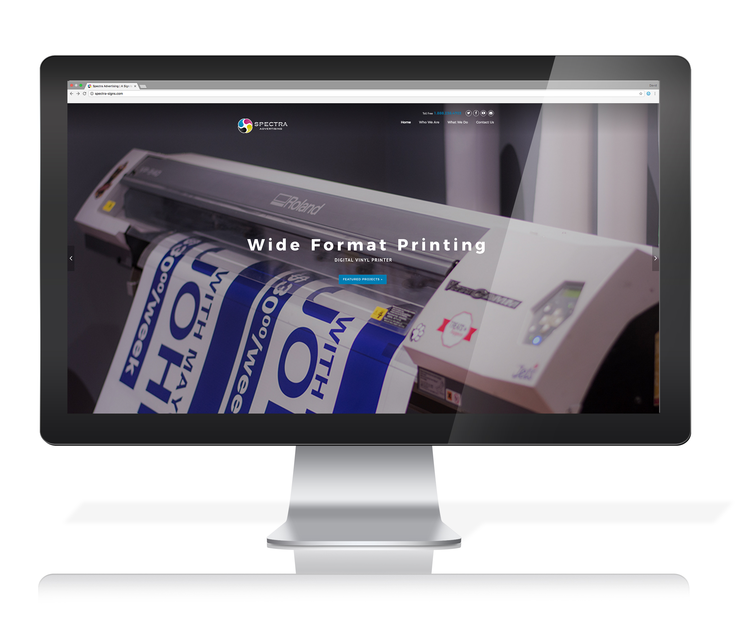 Spectra's Wide Format Printing