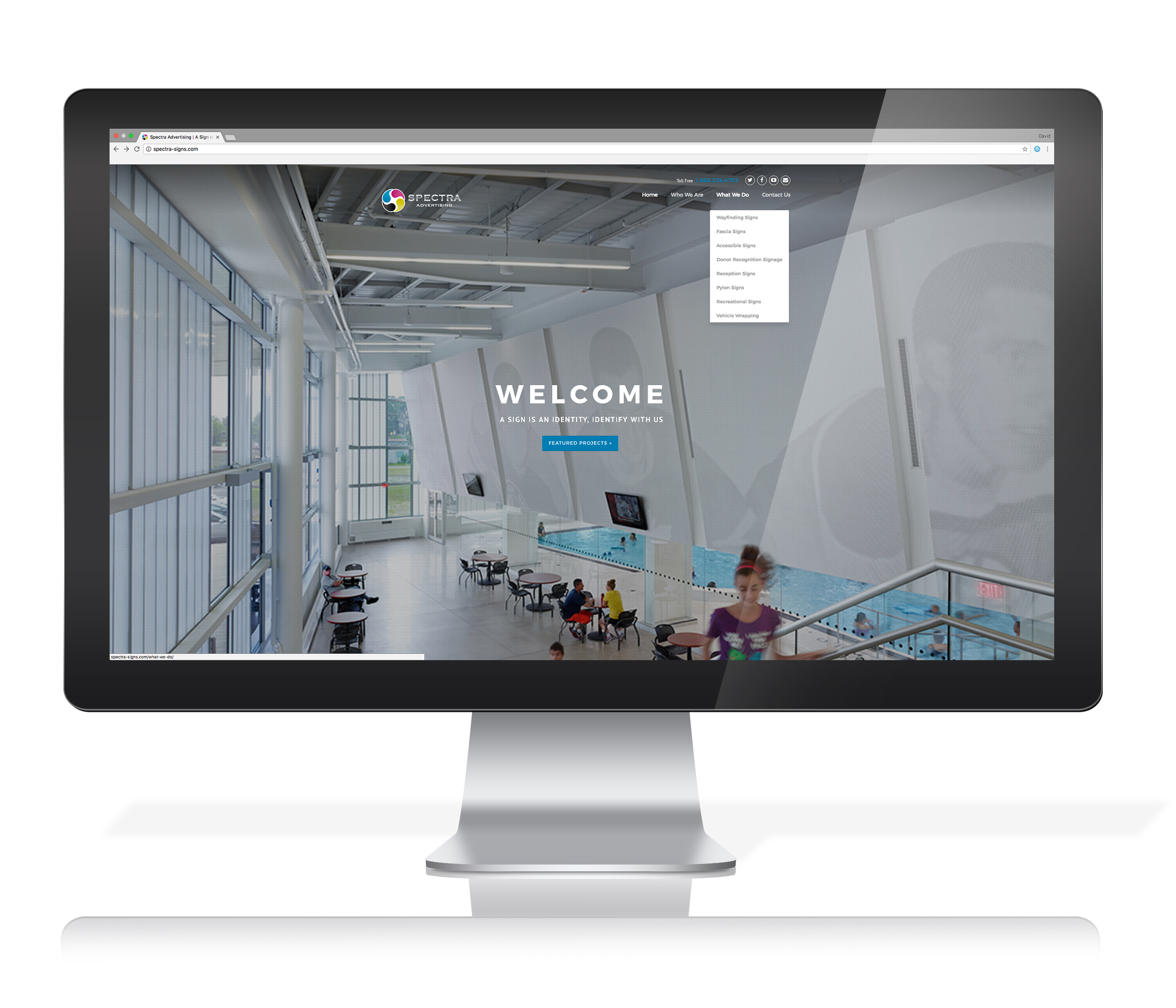 Spectra's Home Page