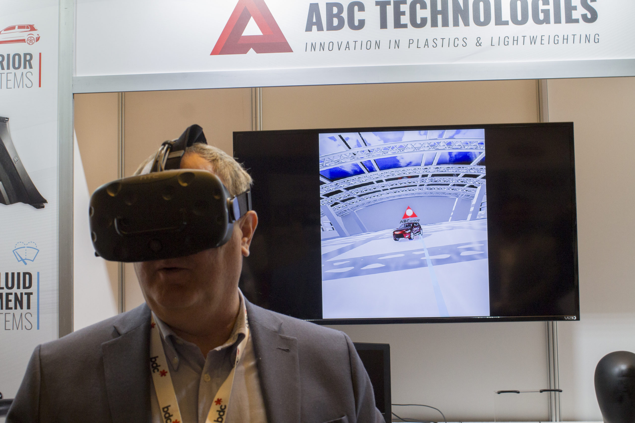 ABC Technologies' Virtual Reality Experience